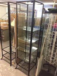 lockable display cabinet bar cabinet