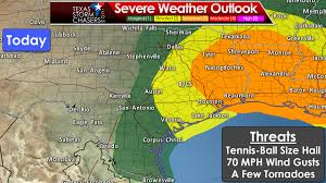 Dallas Weather Map by Today U0027s Severe Weather Timing And Risks U2022 Texas Storm Chasers