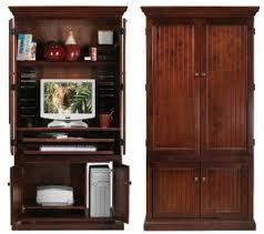 Computer Armoire Cabinet Computer Armoire Desk Cabinet Computer Armoire Create Your Own