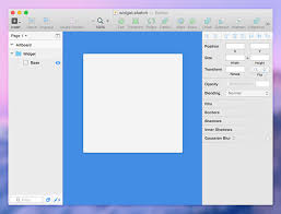 how to design a profile card interface with sketch app 3 designmodo