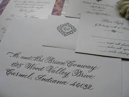 wedding calligraphy by jane farr wedding calligraphy invitation
