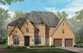 new home plan 294 in prosper tx 75078