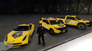 gold cars gold police car textures gta5 mods com