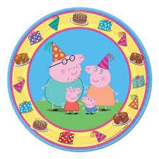 peppa pig birthday supplies peppa pig party supplies