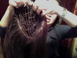 thin hair pull through wigltes how to make thin hair fuller with hair integration youtube