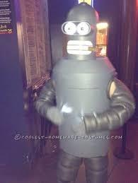 Bender Halloween Costume Futurama Season 3 Episode 1 Honking Bender Car