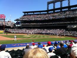 Citi Field Seating Map The View From Your Seat Mets Vs Reds 5 17 12 Amazin U0027 Avenue