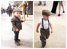 stormy boy fashionable kids