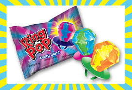 twisted ring pops attention getters candymania