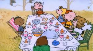 the overanalyzation of franklin s thanksgiving feast the museum