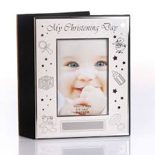 Engraved Photo Album Engraved My Christening Day Photo Album The Gift Experience