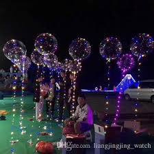 18inch led light up balloons balloon glow