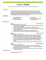 100 Creative Sample Resume The by Free Resume Examples By Industry U0026 Job Title Livecareer
