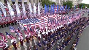 national memorial day parade 2013