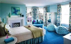 modern mansion bedroom for girls blue bedroom