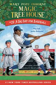 a big day for baseball magic tree house r magic tree house