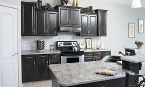 kitchen cabinets painted navy blue grey granite kitchen