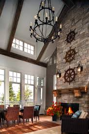 10 cozy cabin chic spaces we u0027re swooning over hgtv u0027s decorating