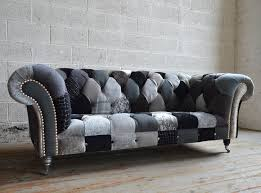 Cloth Chesterfield Sofa by Fabric Chesterfield Sofa 96 With Fabric Chesterfield Sofa