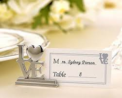 place card holder photo holder for weddings by kate aspen