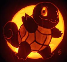Meme Pumpkin Stencil - squirtle pumpkin pumpkin carving art know your meme