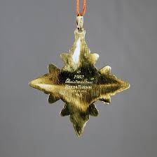 gold plated christmas ornaments christmas ornament decoration sterling silver gold plated vermeil