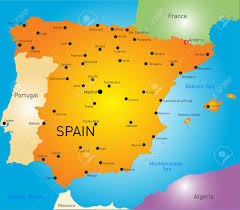 Map Of Valencia Spain by 200 Valencia Map Stock Illustrations Cliparts And Royalty Free