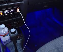Led Strip Lights For Cars How To Install by Under Dash Lighting 11 Steps