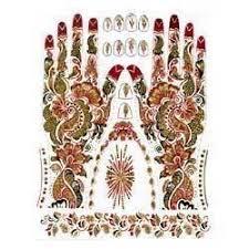 henna tattoo designer in tahseel pali manufacturer