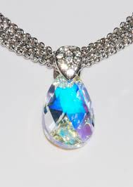 swarovski necklace blue stone images Blu designs jewelry designs by jennifer goldenberg jpg