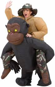 monkey costume halloween online get cheap inflatable monkey costume aliexpress com