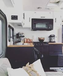 what is the best paint for rv cabinets the progress of our rv kitchen cabinets mountain modern