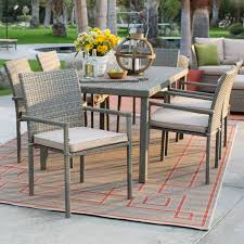 Patio Dining Furniture Coral Coast Whitney Sling Stacking Outdoor Patio Dining Chair