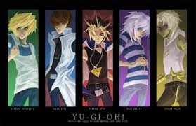 yugioh bookmark set by hakuku on deviantart