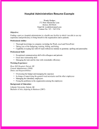 Best Resume Template For No Work Experience by Best Resume For Hospital Pharmacist