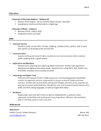 pleasing high librarian resume for your librarian cover