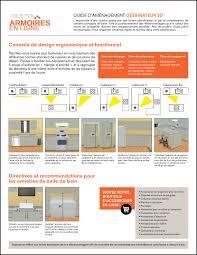 planification cuisine guide de planification du dessinateur 3d