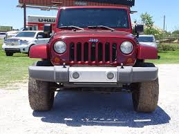 jeep sahara red red jeep wrangler in alabama for sale used cars on buysellsearch