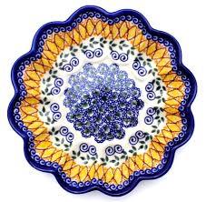 devilled egg plate color palette pottery deviled egg plate tray unikat vena