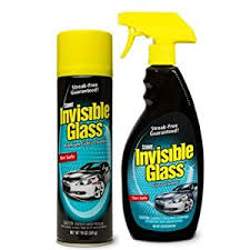 Interior Windshield Cleaning Tool Amazon Com Stoner Inc Invisible Glass Cleaner Health U0026 Personal Care