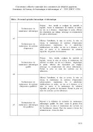 fourniture de bureau d馭inition idcc 1539 avenant sur la classification dans la ccn des commerces de