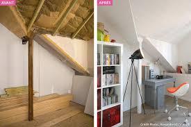 amenagement chambre comble aménagement combles chambre sous les toits maison créative