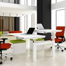 Two Desks In One Office Top Office Desk For Two Also Home Design Planning With Office Desk