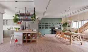 Taiwan Home Decor Modern Family Home Design Centered Around The Kids