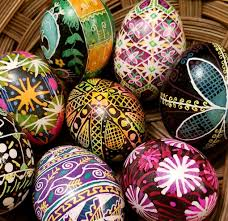 ukrainian egg pysansky workshop ukrainian egg dying visarts