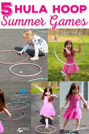 5 action packed hula hoop games for kids hula hoop games