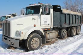 new kenworth t800 trucks for sale 1988 kenworth t800 dump truck item h1310 sold march 13
