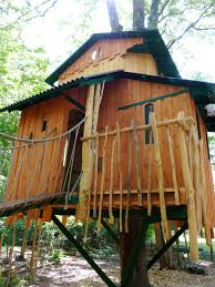two story fort treehouse stauffer woodworking