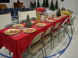 impressive 40 christmas banquet table centerpieces design