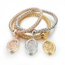 silver plated bracelet chain images Fashion bracelets bangles jewelry gold silver plated chain jpg